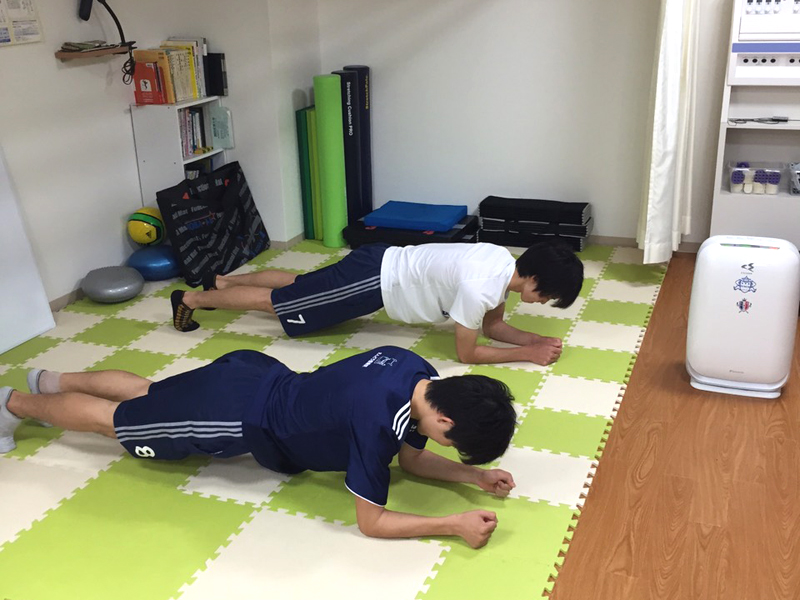 KOBA式体幹★バランス~KOBAトレ
